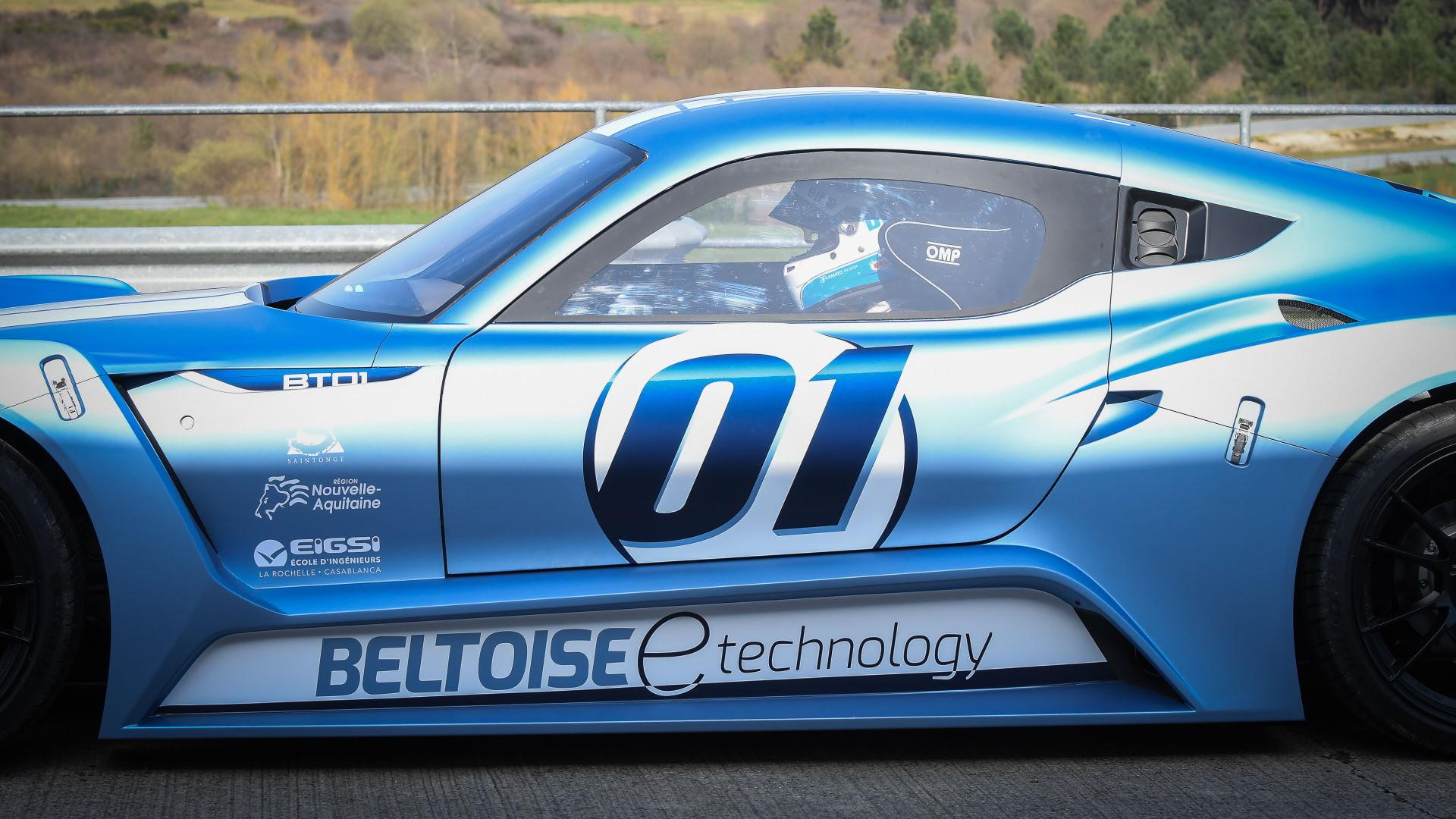 Beltoise GT Electrique