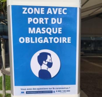 port du masque eigsi