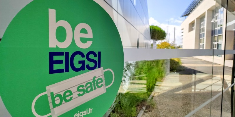 be eigsi be safe