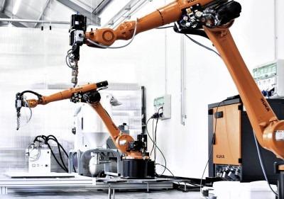 bras robotisé