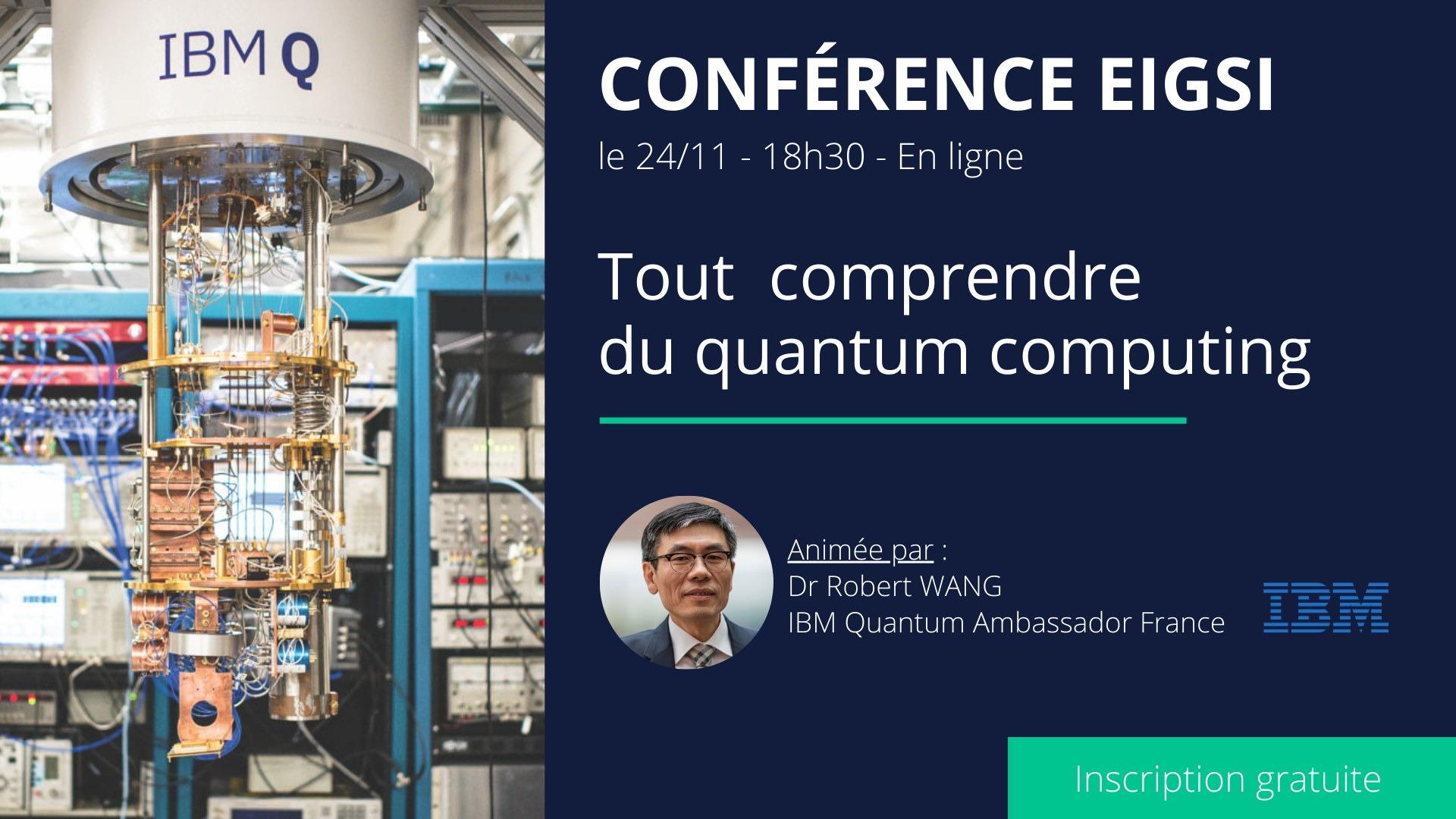 conference wang quantom computing