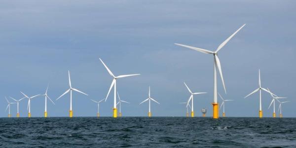 eolienne offshore