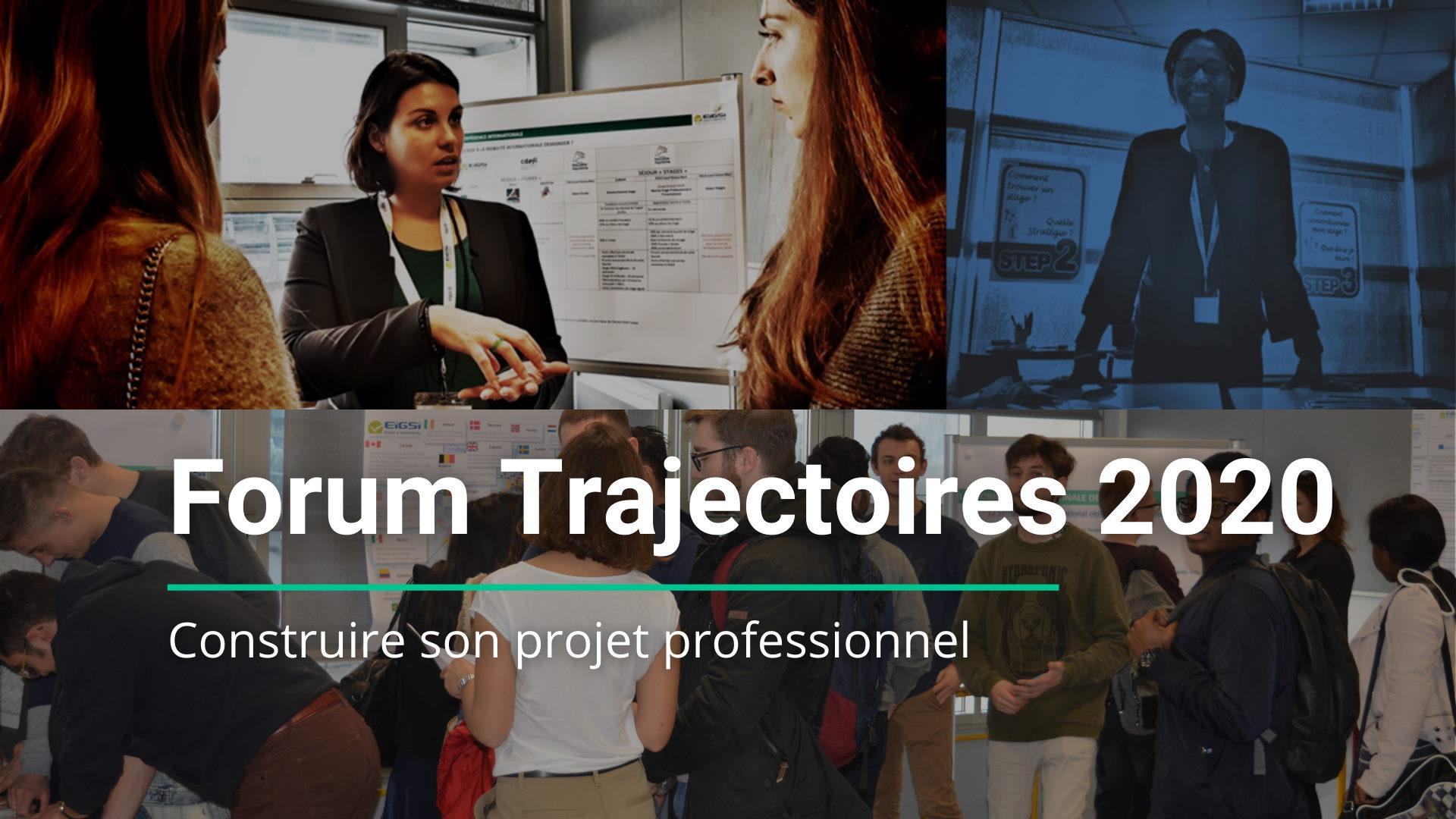 forum trajectoires 2020