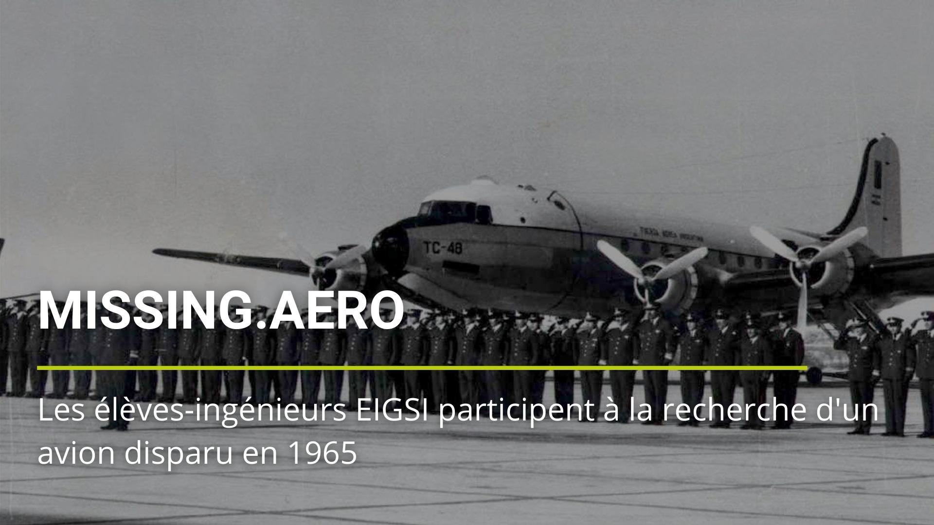 missing aero